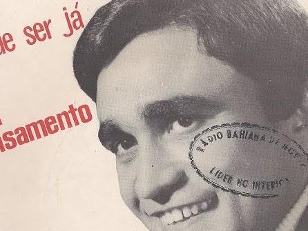 Antonio Martins - Tem que ser já (Single 1968)