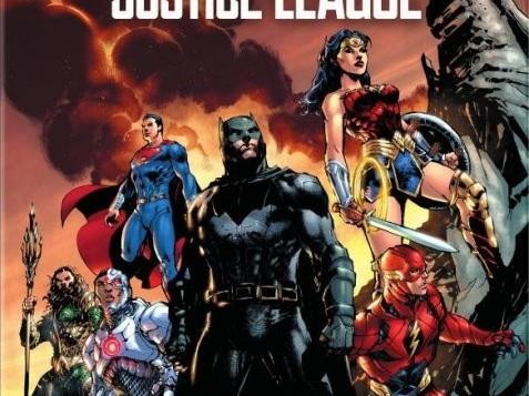 Liga da Justiça | Tem SteelBook, tem 4K, tem Blu-ray e, se bobear, tem no BRASIL! :)