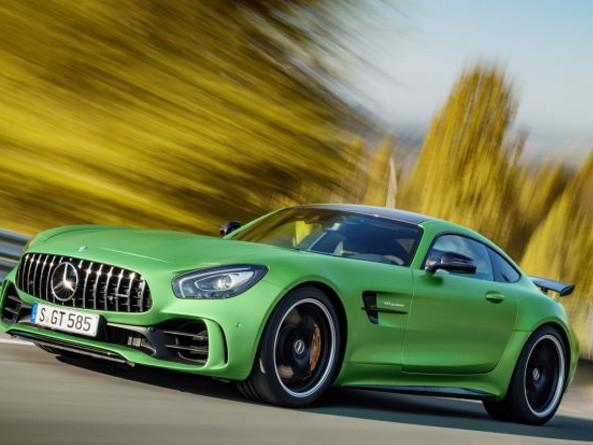 Mercedes-AMG GT R e GT C sofrem recall no Brasil