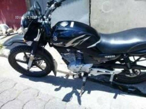 Yamaha ybr G semimontañera 125