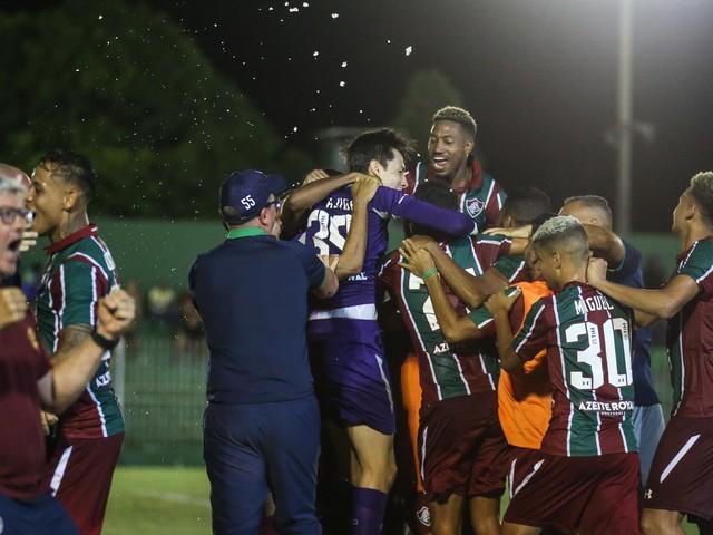 Veja fotos da vitória do Fluminense sobre a Cabofriense
