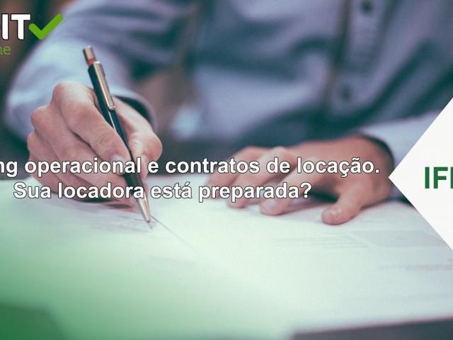Leasing operacional e contratos de locação.