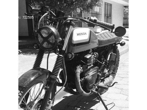 Vendo Honda CB200 de 1974