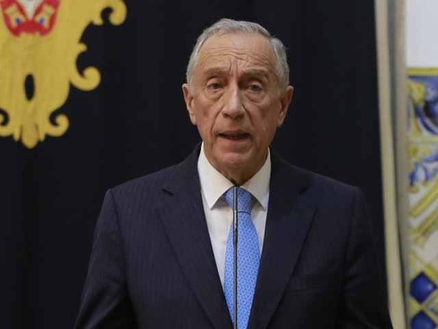 """Marcelo deixa recado: Parlamento que diga """"se quer ou não manter o Governo"""""""