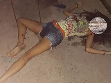 CARNIFICINA: Adolescente é morta a tiros em Fortaleza e assassinato de mulheres chega a 166 no Ceará em 2018