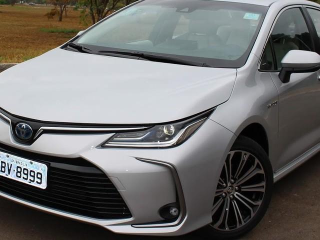 Novo Corolla Hybrid: consumo e design são pontos altos, mas piloto automático adaptativo decepciona