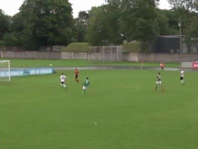 Na Estônia, goleada de 9 a 0 passa por jogadores de cinco países diferentes
