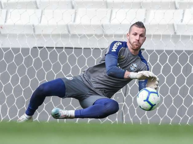 Grêmio não deve priorizar contratação de um goleiro
