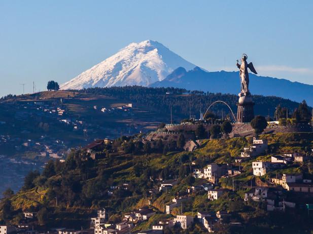 Passagem aérea para Quito a partir de R$ 1195