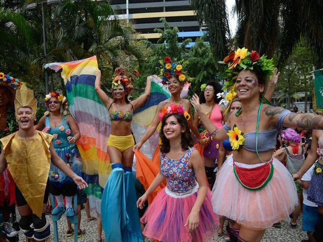 Brazil's Carnival to Inject R$11.14 Billion Into Economy