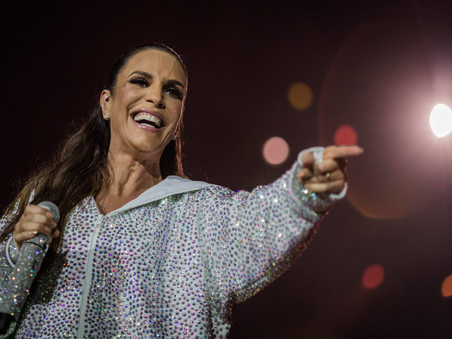 Ivete Sangaloparticipará de show de LuisFonsi em São Paulo