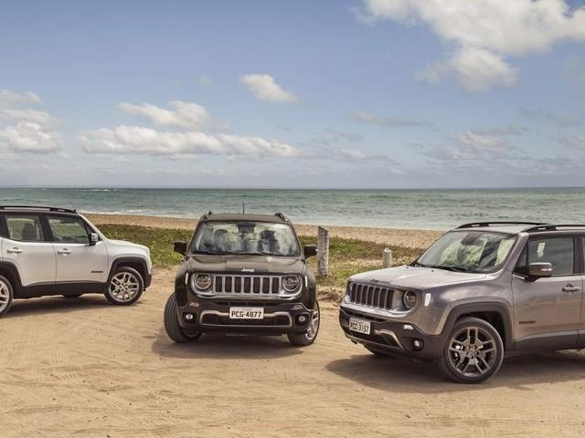 Jeep Renagede 2019: fotos, preços e especificações
