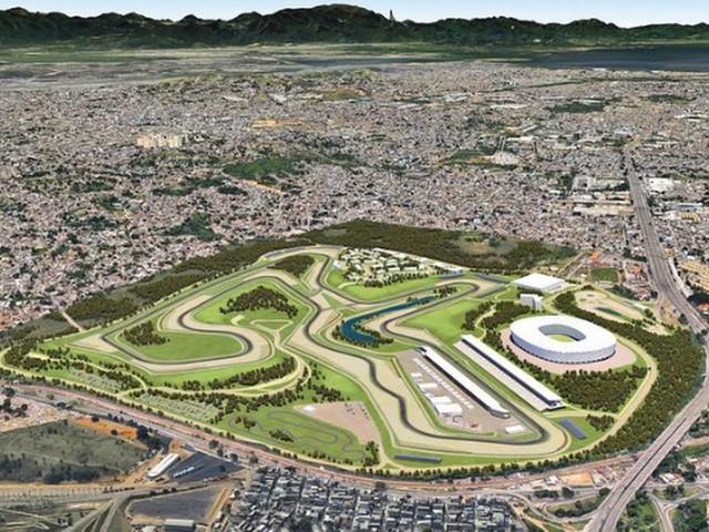 MPF pede a suspensão da licitação do novo autódromo do Rio