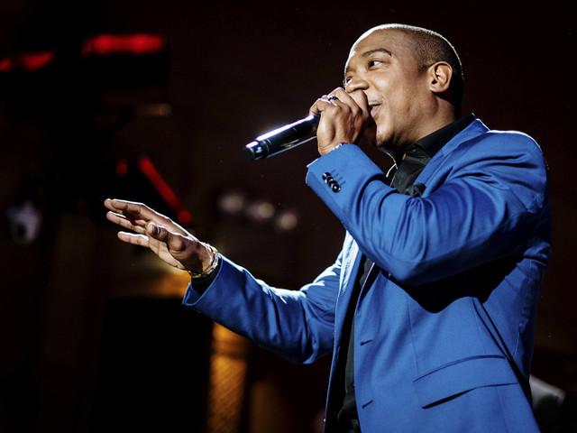 Rapper Hungria recebe Ja Rule em sua casa: 'Fiz o convite e conversamos até tarde'