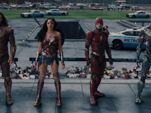 Se juntas já causa: a Liga da Justiça está reunida para salvar o mundo no novo trailer do filme