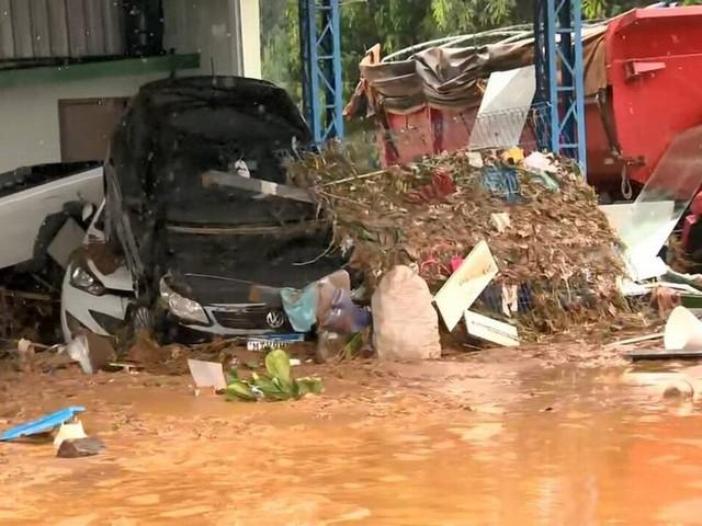 No Espírito Santo, chuvas já causaram a morte de oito pessoas