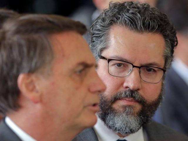 Futuro chanceler diz que presidente da Venezuela não foi convidado para posse de Bolsonaro