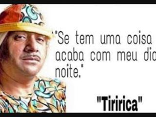 """Para refletir: """"Para presidente vamos com Tiririca. Pior não fica"""". - Coluna Pedro Oliveira"""