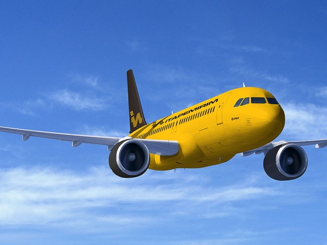 Itapemirim oferece voos com 40% de desconto e bagagem despachada grátis!