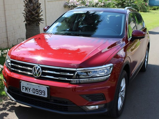 VW Tiguan AllSpace: SUV de 7 lugares abaixo de R$ 150 mil
