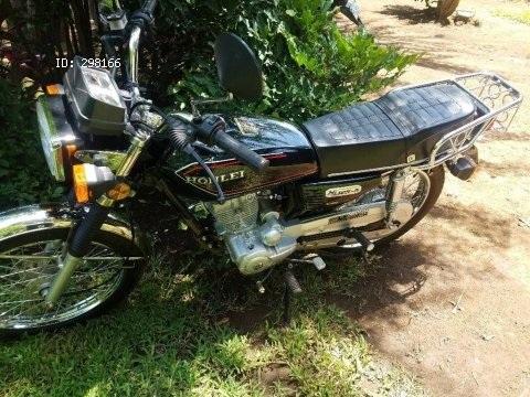 Motocicleta Honeli Mensajera 125 cc