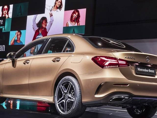 Mercedes Classe A Sedan alongado é exclusivo para China