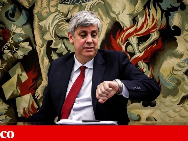 Centeno discorda de Bruxelas, mas admite corrigir regra fiscal para parar infracção