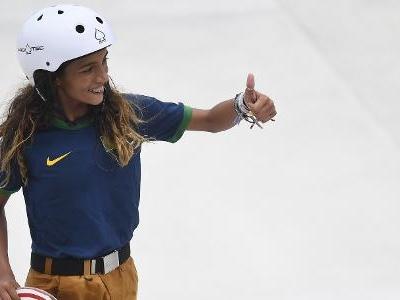 Tóquio-2020 | Rayssa é prata no skate