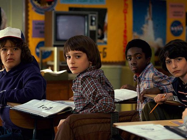 "A volta de ""Stranger Things"""
