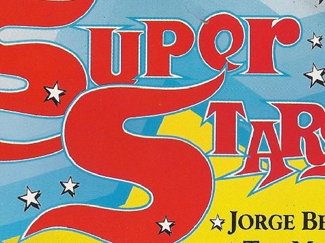 Vários intérpretes - Super Stars - Volume 1 (1994)