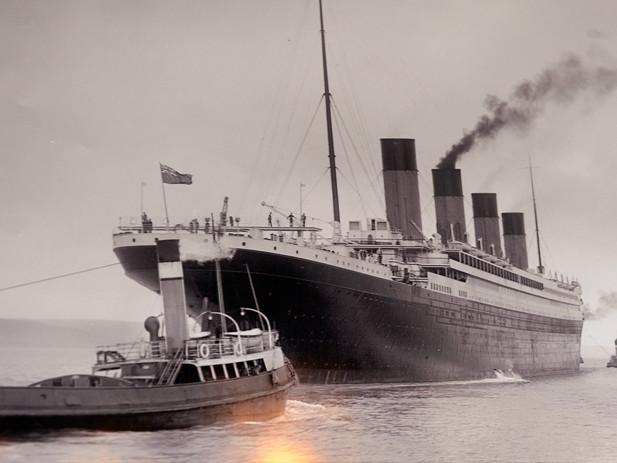 Irlanda do Norte inaugura hotel do Titanic