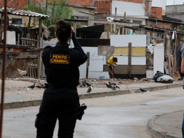 Snipers em Manguinhos: tiro que atingiu sobrevivente não veio de torre, diz laudo