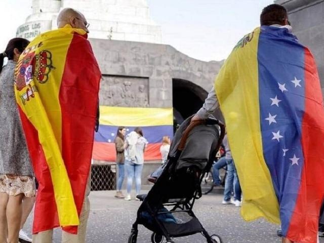 Spain's 2020 asylum requests led by Venezuelans and Colombians