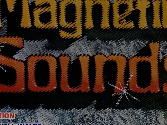 Magnetic Sounds (Os Carbonos) - Álbum de 1977