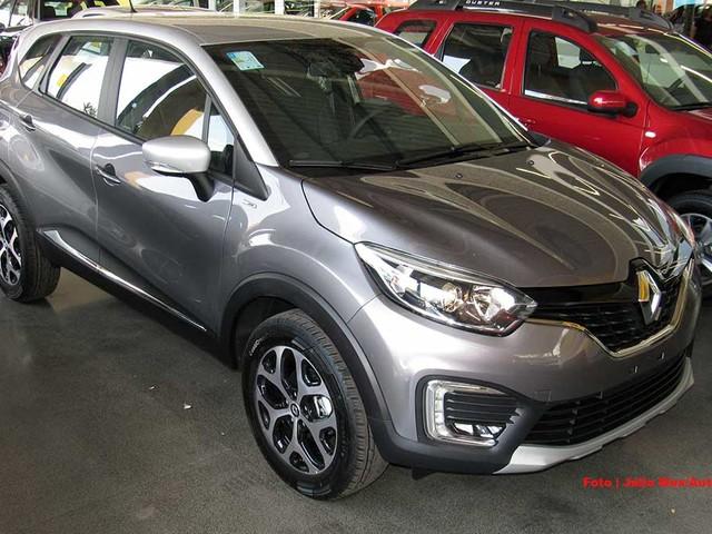 Série especial Captur Bose já é comercializada pela Renault