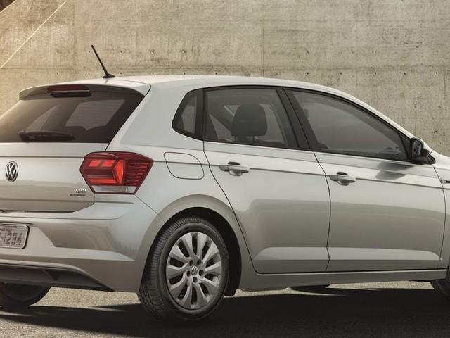 VW Polo/Virtus MSI Automáticos restritos às vendas diretas