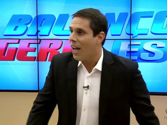 Amaro Neto rebate Cabo da Polícia Militar do ES que pediu respeito ao apresentador da Record