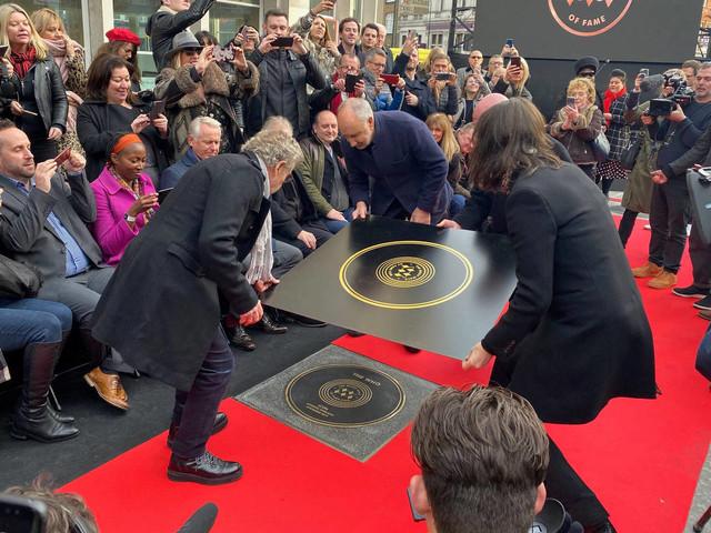 The Who é primeiro homenageado da Calçada da Fama da Música inaugurada em Londres