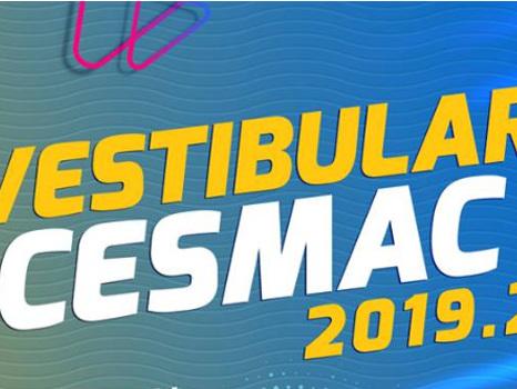 CESMAC divulga aprovados no Vestibular 2019/2