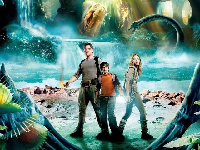 Globo exibe Viagem ao Centro da Terra: O Filme na Sessão da Tarde