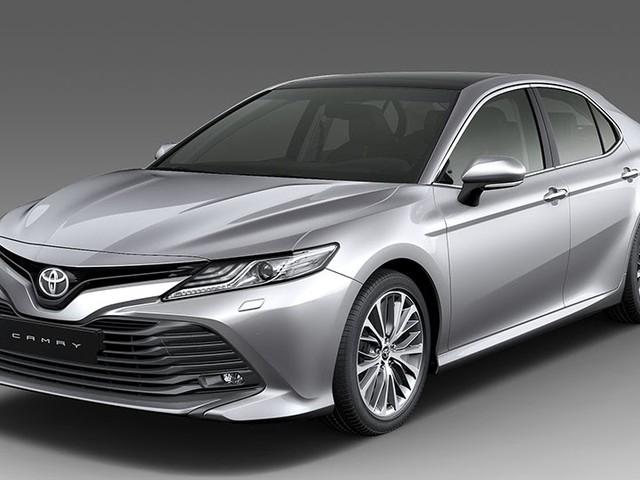Toyota Camy 2018: preço, consumo e detalhes - Brasil