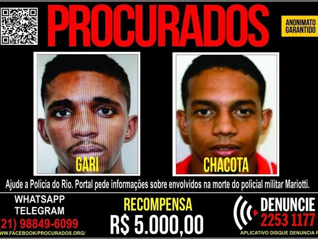 Polícia Civil identifica dupla suspeita de matar policial militar na Linha Amarela