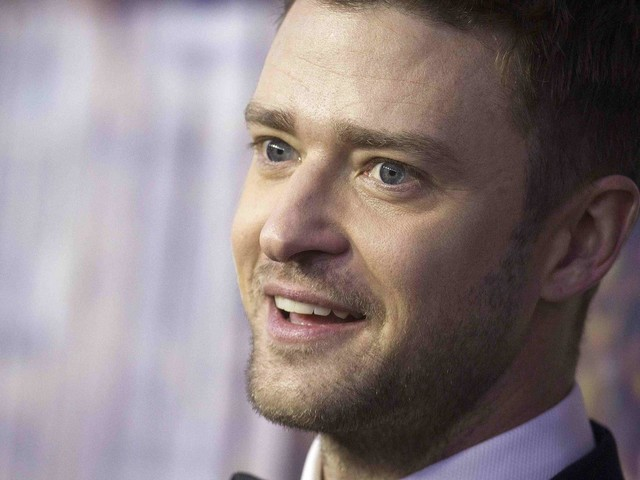 Justin Timberlake anuncia primeiro álbum em cinco anos