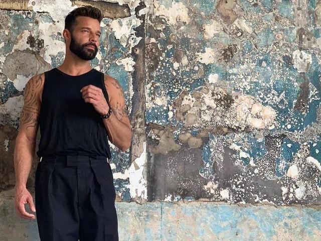 Ricky Martin anuncia disco inspirado nos acontecimentos políticos de Porto Rico