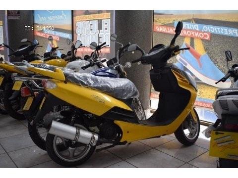 Vendo Lote de motos Kyoto