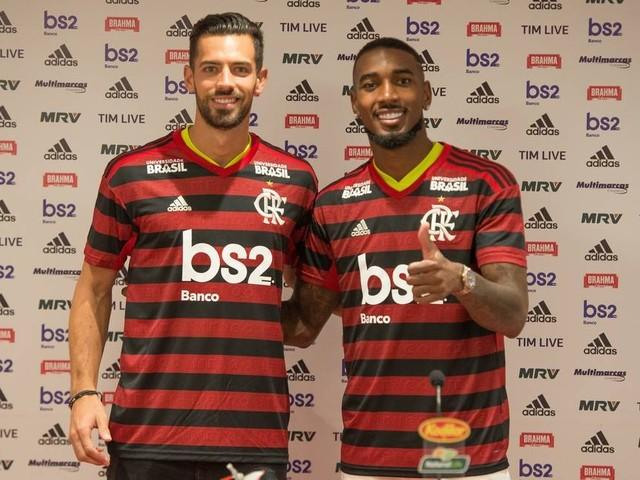 Flamengo relaciona Gérson e Pablo Marí contra o Corinthians; Bruno Henrique volta