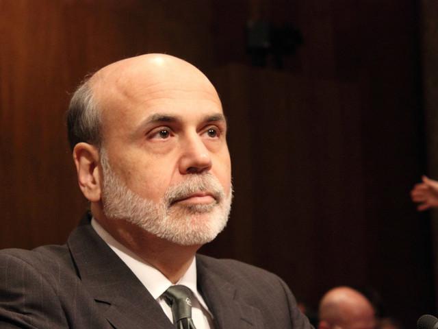 """Bernanke diz que a eleição de Trump resultou da frustração dos """"americanos esquecidos pela retoma"""""""
