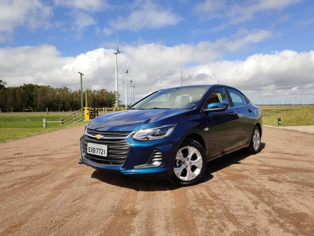 Primeiras impressões: Chevrolet Onix Plus Premier