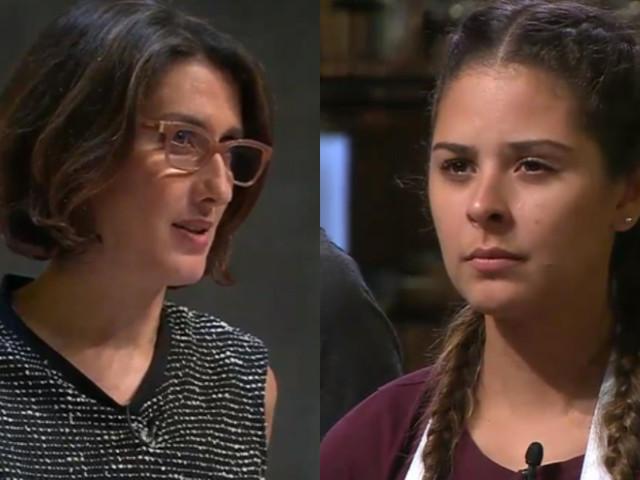 """Paola Carosella dá sermão em participante do MasterChef: """"Honre a palavra, seja uma mulher"""""""