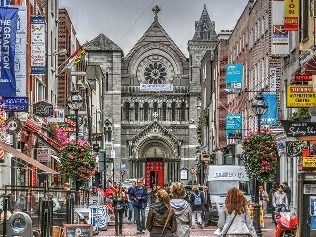 Muito barato! Passagens aéreas para Dublin, na Irlanda, a partir de apenas R$ 1.201 saindo de Belo Horizonte e mais cidades!